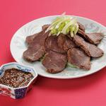 金春 - 旨煮牛肉の冷菜 800円