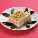 金春 - ピータン豆腐の和え物 650円