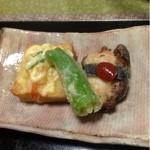 中華薬膳館ろぢん - 真珠の粉の入った料理