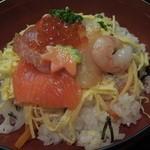 茶々 - ランチ ちらし寿司