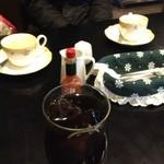 16189001 - 私は愛すコーヒー、お友達はブレンド