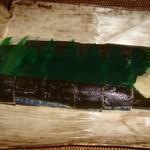 四季旬彩 - ばってら寿司
