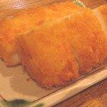 海遊月 - はんぺんのチーズはさみ揚