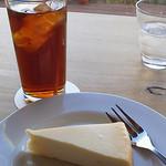 蓼科花ファクトリー - ニューヨークチーズケーキ
