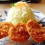 かつ辰 - ヒレかつ定食(3枚)