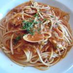 フェリーチェ - 料理写真:ボンゴレロッソ