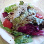 フェリーチェ - ランチセットのサラダ