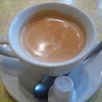 フェリーチェ - ランチセットのコーヒー