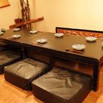 獅魂 - 秘密のロフト風お座敷の個室は10名様までの誕生日会やコンパに最適!