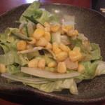 日本橋さとう - 前菜サラダ