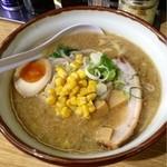 あさくら - 味噌ラーメン(750円)