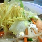 唐獅子 - 不細工な麺リフトアップ