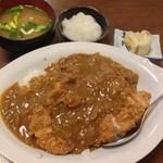 とき和 - カツカレー