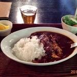 16201063 - 牛すじトロトロハヤシ 美味しかった ¥800