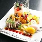 橙家 - 記念日/誕生日にはデザートをご用意できます。