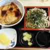 両国食堂 - 料理写真:ザルセット 950円
