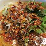 16205358 - 爆激坦々麺(850円)