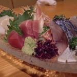 16205896 - 鮮魚の盛合せ