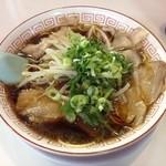 新福菜館 - 新福ラーメン(並) 650円
