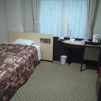 ホテル リガーレ春日野-シングルルームに1泊しました。