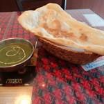 サンローズ インドレストラン&バー - サグチキンカレー