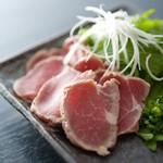 口福家 HANARE - あぐー豚のタタキ