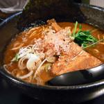 麺や楓 - 楓ラーメン