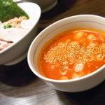 麺屋 うろこ - 辛つけ麺800円