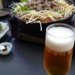 16215296 - ジンギスカンにはビールでしょ