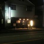 寿司厨房 六山 - 右隣はセブンイレブンです