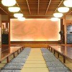 大進館 - お食事は、すべて個室でご用意致します。100名様まで対応のご宴会場もございます。