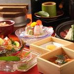 大進館 - 毎月の旬を味わう「調理長特選コース(5,250円 税込サ別)」