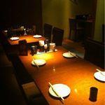 キムカツ - テーブル 4名席