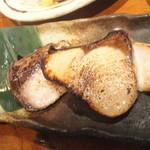 酒菜家 - 2012.12.06)鮪の西京焼き