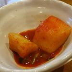 黄牛 - キムチ