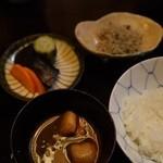 やげんぼり - 御飯