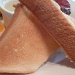 Gad - トースト