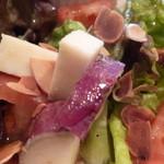 Gad - サラダ さつまいも美味しい