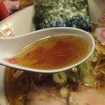 焼酎屋 ぴーちゃん - 支那そばスープ