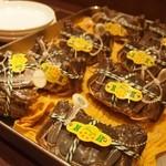 ドラゴンバンブー - 調理前の上海蟹
