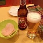 ティーヌン・ダイニング 渋谷道玄坂店  - LEO タイビール630円