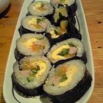 韓国郷土料理 ととり - キムッバ