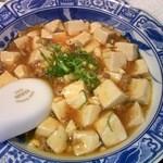 16233739 - 桂蘭ランチ(麻婆豆腐)