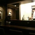 南インド料理ダクシン 八重洲店 - 2012.12.07  店内