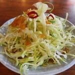 北京家庭菜 - サラダ