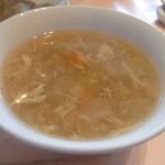 天外天 - スープ