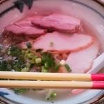 たいよう食堂 - 沖縄そば¥600