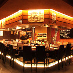 鉄板二百℃ 秋葉原店 - ☆迫力満点の1番人気!!カウンター席!!焼き手と楽しく会話しながらおいしい料理召し上がれ☆
