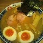 銀座 いし井 - 中華そば(上)