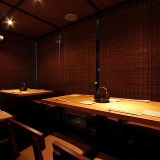 【歓迎会・送別会にも最適】落ち着きのある個室空間でご宴会